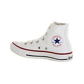 Star All Converse Taylor Bianco Core Hi Bambina Ottico Sneaker Chuck unisex Ct4qFw4gx