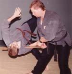 Aiki Combat Jujits Blitzing Techniques