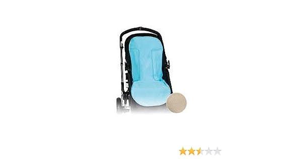 Colchoneta para carro rizo//rejilla Bol/ín Bol/ón 1207809011000 color azul