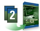 MCDSP Any 2 HD Plug-Ins to Emerald Pack HD (Emerald Pack Hd Plug In)