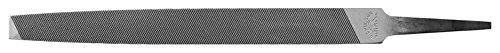 American Pattern File Flat Shape 4 in Length Nicholson Double Cut 18 Units