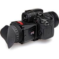 Zacuto GH3 Z-Finder Pro Optical Viewfinder for Panasonic GH3 & GH4 DSLR Cameras, 2.5x Magnification, Built-In Diopter by Zacuto