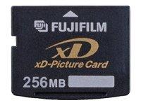 FUJIFILM Carte XD Picture Card (XD) Carte Mé moire Flash 256 Mo N073020A carte mémoire