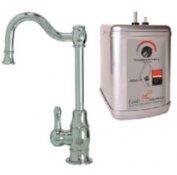 Mountain Plumbing MT1400-NL/CPB Little Gourmet Hot Water Dispenser, Polished Chrome