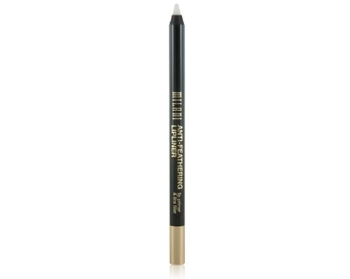 Milani Anti-Feathering Lip Liner, Transparent, 0.04 Ounce - 0.04 Ounce Lip Pencil