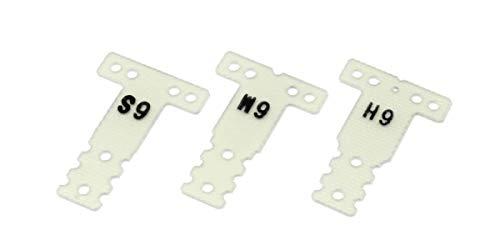 Kyosho (MZW438 FRP Rear Suspension Plate Set (0.5/MR03MM/LM/MM2)