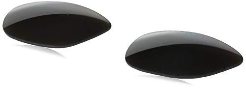 Oakley Men's Flak Jacket XLJ Sunglasses Replacement Lenses, Chrome Iridium Polarized, 53 mm (Oakley Frogskin Frauen)