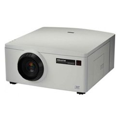 Christie DWU600-G | 1DLP WUXGA 6050 Lumen Digital Projector White with Lens