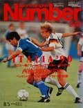 Sports Graphic Number 284 World Cup Italy 1990 Germany (Italy 1990 World Cup)