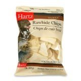 Hartz 81271 1 Lb Dental™ Rawhide Chips