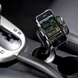 Apple iPhone Car Cup Holder Mount Fits 3G 3GS 4 4S