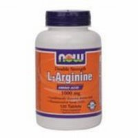 NOW Foods L-Arginine 1000mg, 120 Tablets