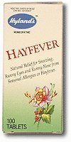 Hyland's Homeopathic - Hayfever - 100 tablets by Hyland's Homeopathic -