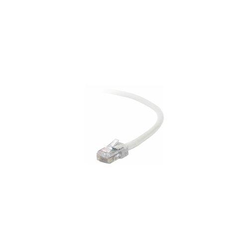 (Belkin Cables A3l791-03-wht-s 3ft Cat5e White Snagless Rj45 M/m Patch)
