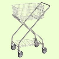 (R & B Wire 501 Standard Utility Cart)