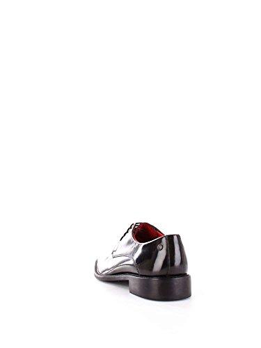 Uomo Scarpe SK02012 Black Base Shine London UW6v6Tt