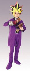 [YU GI OH Deluxe Child Medium Size (8-10)] (Yugioh Halloween Costumes)