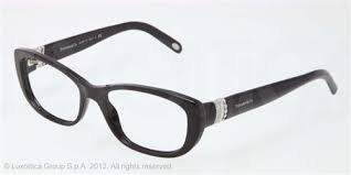 Tiffany & Company Glasses Frames TF2076B Black - Designers & Tiffany Co