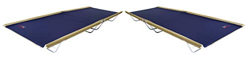 BYER OF MAINE Allagash Plus Cot, Lightweight, Extra Wide, 76 L X 30 W X 8 H, Holds up to 250lbs