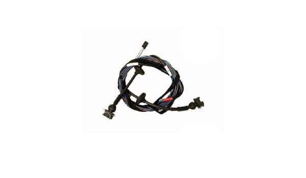 amazon com genuine mercedes wiring harness to fuel tank sender unit Black Wire Cover
