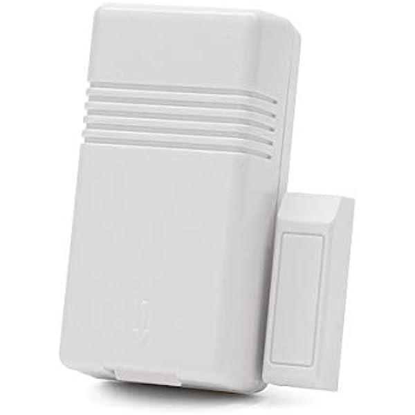 ADT 5816 WMWH Wireless Door Window Alarm Contacts Open Box 1x