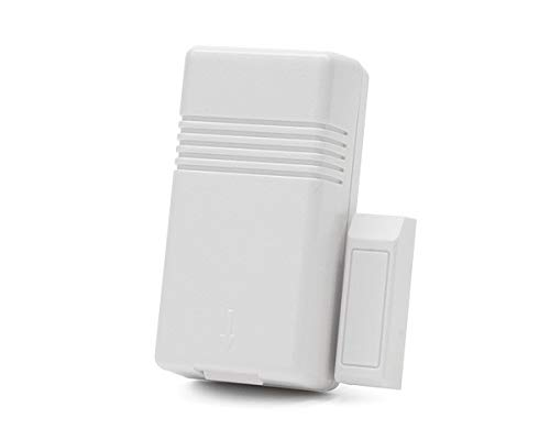 Honeywell Ademco 5816WMWH White Door/Window Transmitter w/Magnet