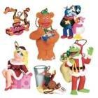 Jim Henson's Muppets Storybook Ornament Set - ()