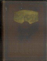 (Reprint) Yearbook: 1924 Wichita Falls High School Coyote Yearbook Wichita Falls - Stores Tx Falls Wichita