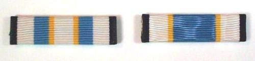 Department of Defense Information Systems Agency Civilian Medal Ribbons, Set/2 by HighQ -