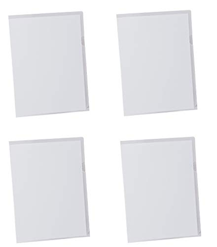 Pendaflex Copy Safe Project Pockets, Letter Size, Ice Color, 10 Per Pack, Sold as 4 Pack (99849)