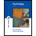 Psychology, Sdorow, Lester M. and Rickabaugh, Cheryl A., 1592601294