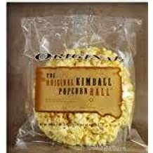 Kimball Popcorn Balls Traditional (Pack of 6)