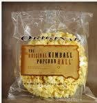 Halloween Popcorn Balls - Kimball Popcorn Balls Traditional (Pack of 6)