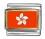 hong-kong-flag-italian-charm-bracelet-link