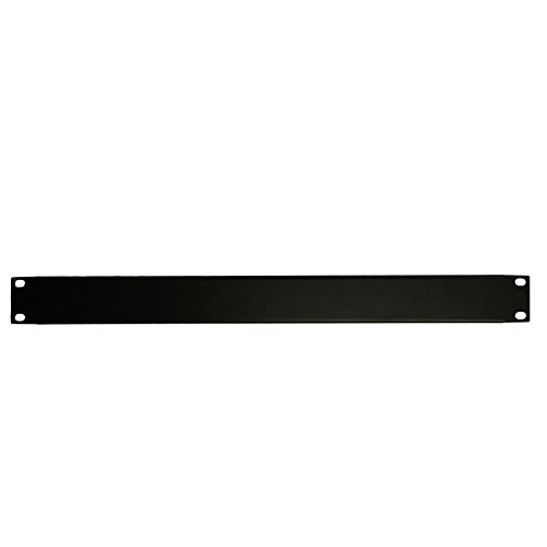 Blank Metal Rack Panel (1U Space) by MCSproaudio (Image #1)