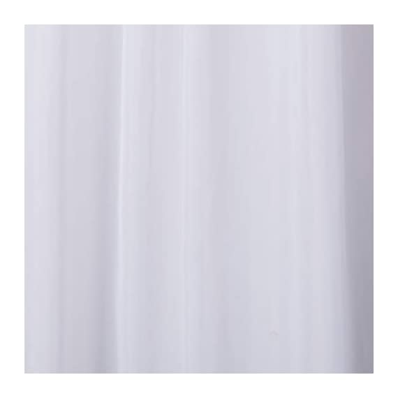 Outdoor décor Escape Water Repellent Sheer Outdoor Curtain, 54 X 84, White - Surrounds your outdoor living area with a light filtering glow. No need to squint or wear extra dark sunglasses. The Escape filters the perfect amount of light. Treated with a water repellent fabric that will resist water build up and prevent mold and mildew form forming. Machine washable! The Escape is made from 100% polyester and is machine washable in your regular cold-water cycle. - living-room-soft-furnishings, living-room, draperies-curtains-shades - 21OpDuQ2bCL. SS570  -