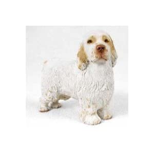 Clumber Spaniel Original Dog Figurine (4in-5in) 19