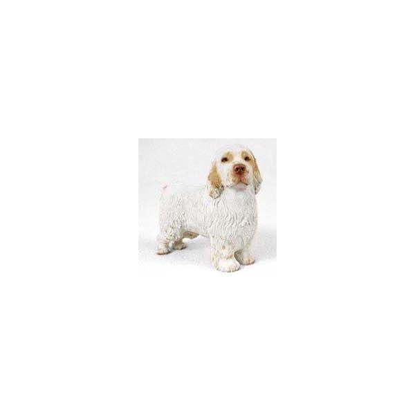 Clumber Spaniel Original Dog Figurine (4in-5in) 1