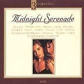 Price comparison product image Midnight Serenade by Strauss, Tchaikovsky, Mozart, Gri (2000-07-07)