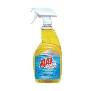 CPC04609 - Ajax All-purpose Disinfectant Cleaner, Lemon, 32oz Spray (Ajax All Purpose Cleaner)