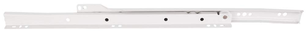 Hardware Resources 2055DR 2000 Series 22 Inch 3/4 Extension Drawer Right Side Mo, White