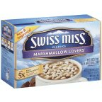 Swiss Marshmallow Lovers Hot Cocoa Mix 5.84OZ (Pack of 24) by Swiss Miss