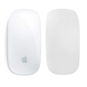 Price comparison product image Cosmos ® Silicone soft skin protector cover for MAC Apple Magic Mouse & Apple Magic Mouse 2 (Clear)