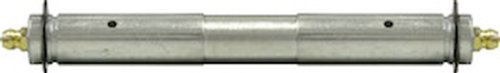 Seasense Roller Shaft with Grease Fitting (5/8 X 11.125-Inch) ()