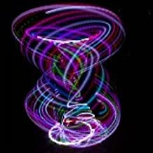 Spectrum LED hula hoop - Multiple Sizes Available