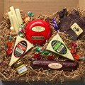 tomato basil string cheese - Healthy Heart Cheese and Bison Gift Box