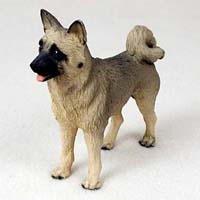 Akita Figurine (Akita Christmas Gifts)