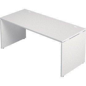 Garage パソコンデスクAF AF-167H白 幅1600×奥行700×高さ700mm 412622 B001FW9HOC
