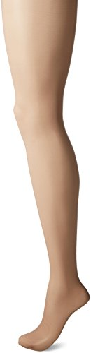 Taupe Sheer Hosiery - L'eggs Women's Sheer Energy Toe Pantyhose, Taupe, Queen, 1-Pack