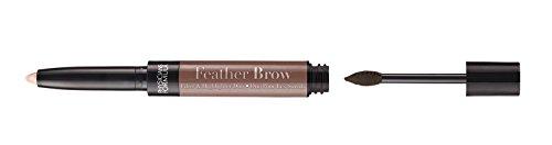 Physicians Formula Eye Booster Feather Brow Fiber & Highlighter Duo, Brunette, 0.04 Ounce